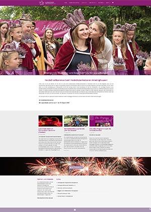 Heideblütenfest Amelinghausen