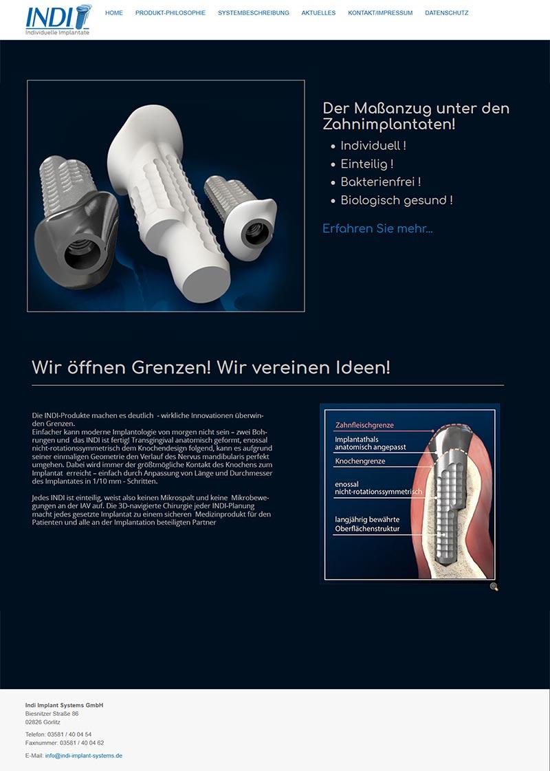Indi Implant Systems GmbH, Görlitz
